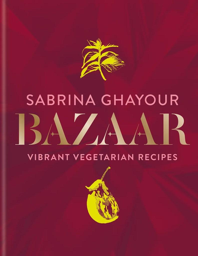 Bazaar-Sabrina Ghayour-Cover
