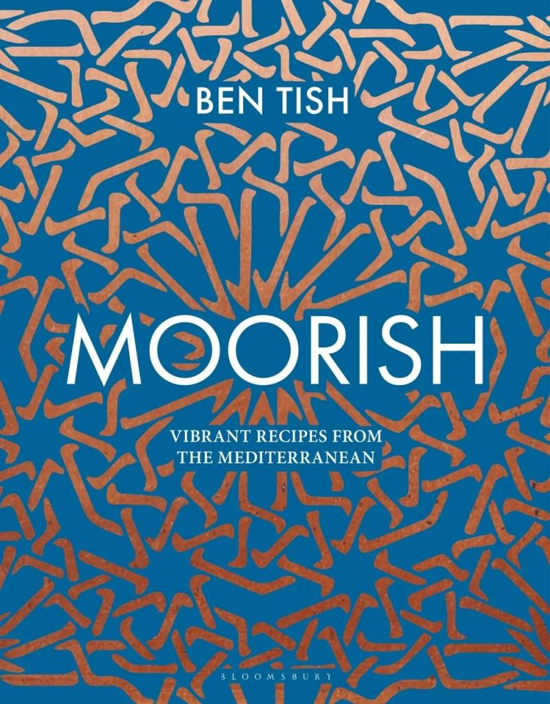 Moorish by Ben Tish book jacket