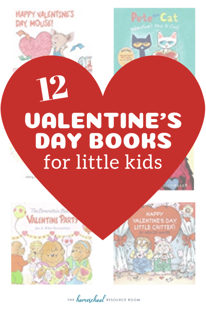 12 heartwarming Valentine's Days Books for Kids! Adorable books about love, family, and friendship that your little one will love!