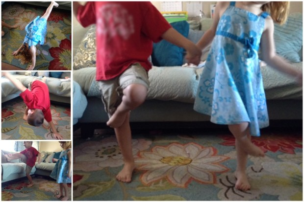 Five senses activities for kindergarten - exploring our sense of balance with yoga!