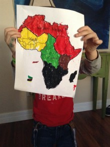 Africa Activities for Kids
