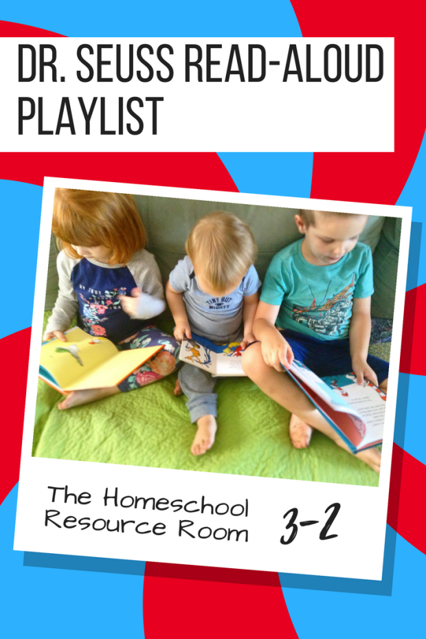 Dr. Seuss Read Aloud Playlist.