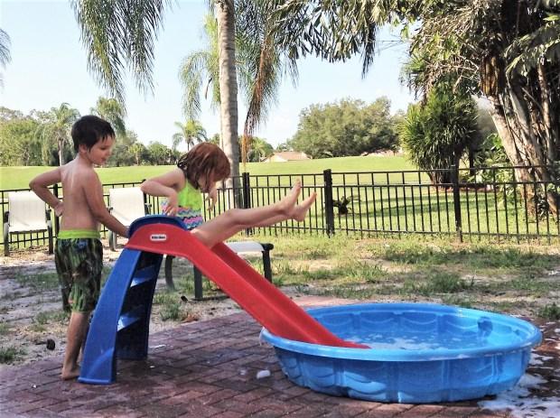 Summer activities for children