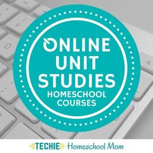 Online Unit Studies, Download 5 Free Lessons