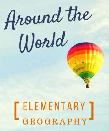 Around the world elementary resources for continent studies, unit studies, and lesson plans.