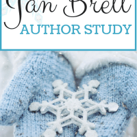 Jan Brett Author Study +8 Page FREE Printable Pack!