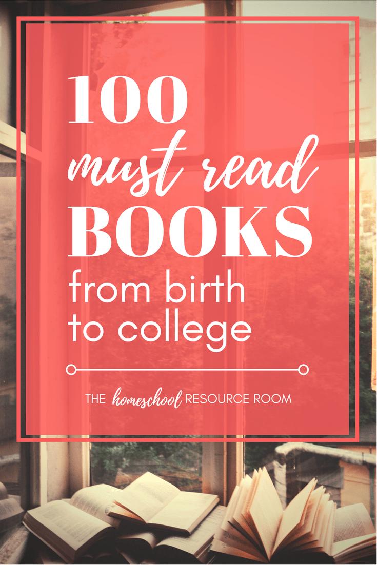 Must Read Books for Children