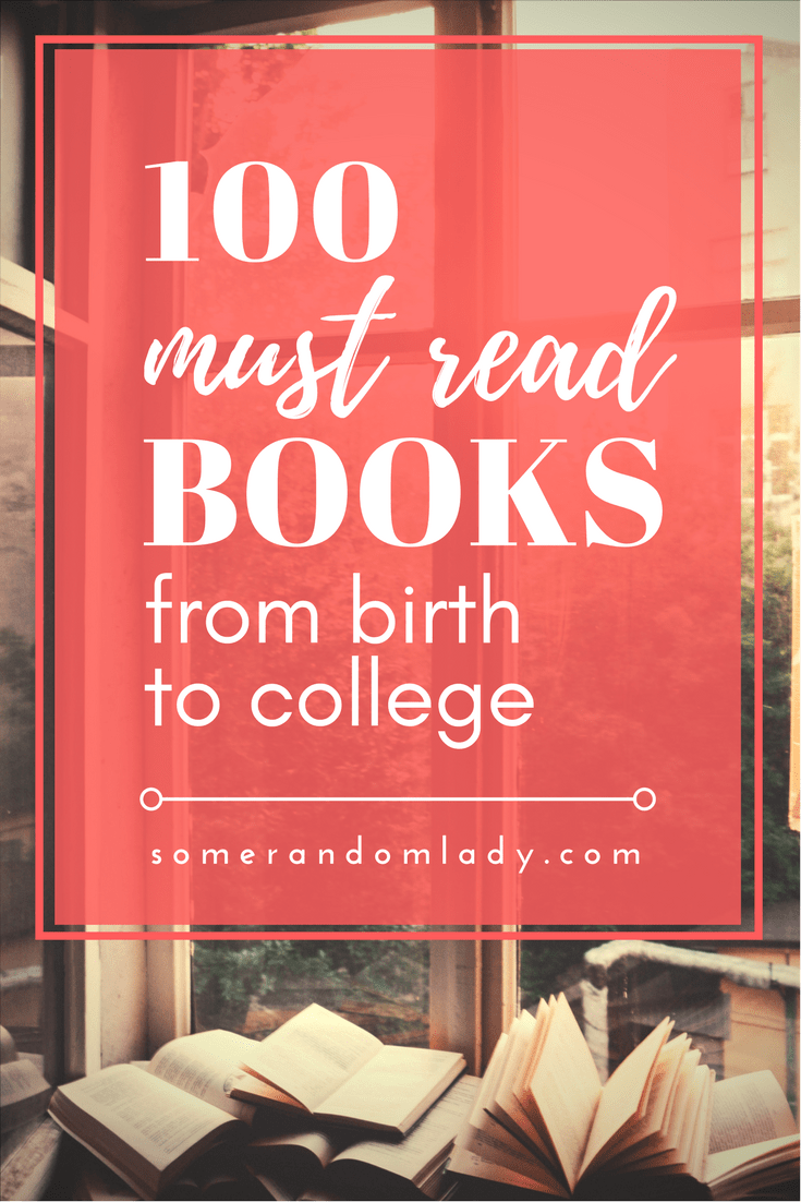 100 must read book for children birth to college the homeschool resource room. Black Bedroom Furniture Sets. Home Design Ideas