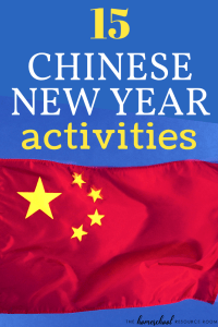 15 Chinese New Year activities and lessons for a fun China unit study!