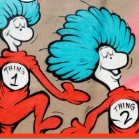 5 Days of EASY Dr. Seuss Projects for Read Across America Week!