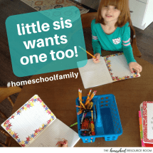 Notebooking in your homeschool.