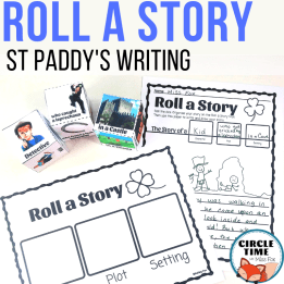 St Patrick's Day Writing Activity