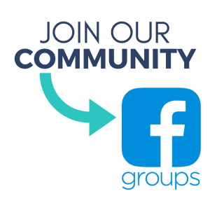 Join our Facebook community!