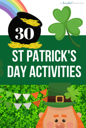 St Patrick's Day Activities for Kids! Fun, hands on learning and activities for elementary ages. #stpatricksday #stem #elementary #activities