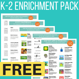 Enrichment Pack