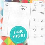 Kids Bullet Journal