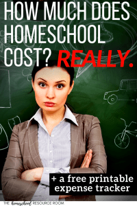 How much does homeschooling cost? Really. Get the real deal on what you can expect to pay for homeschool. And if you can afford it.