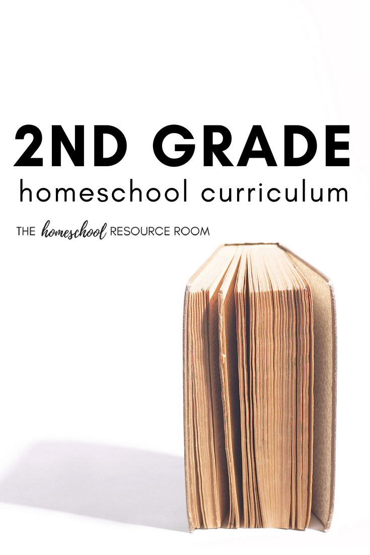 2nd Grade Homeschool Curriculum Choices - an eclectic mix of secular homeschool curriculum including language arts, math, science, and history recommendations. Click through to see a full list of selected curricula, plus links to complete reviews.