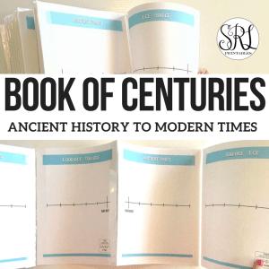 Printable Book of Centuries