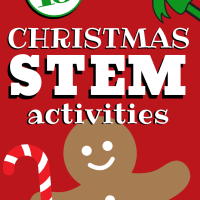 15 FUN Christmas Science Experiments & STEM Activities