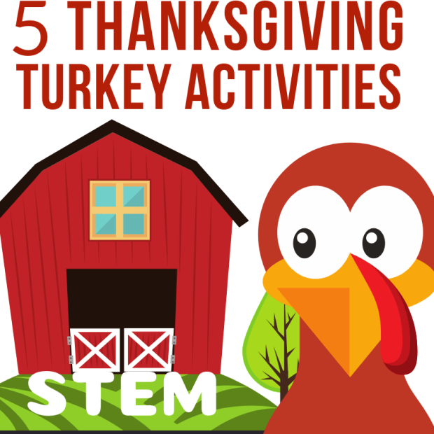 Thanksgiving STEM Activities