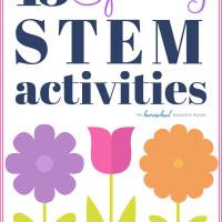 15 Spring STEM Activities