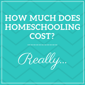 How much does homeschooling cost?