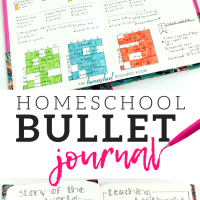 Homeschool Bullet Journal: Your All-in-one Flexible Planner