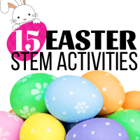 15 Easter STEM Activities
