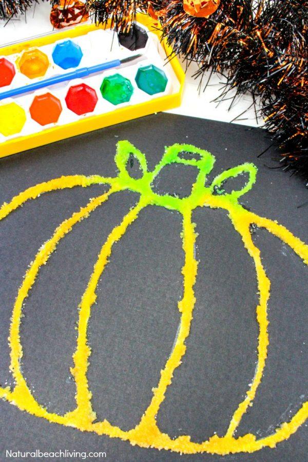 Pumpkin Crafts for Kids 10