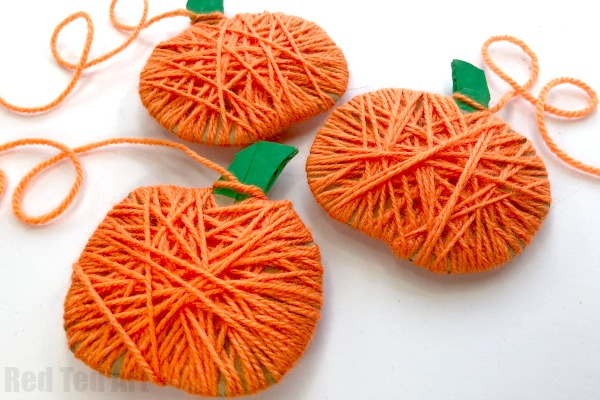 Pumpkin Crafts for Kids 13