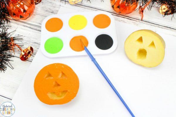 Pumpkin Crafts for Kids 15