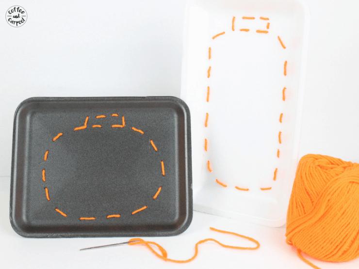 Pumpkin Crafts for Kids 5