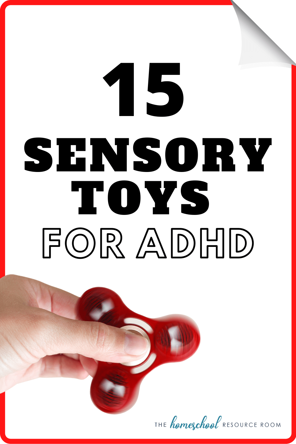 15 great sensory toys for ADHD by category. Find what your kids need to stim so that they can stay calm and focused during school times. #specialeducation #adhd #homeschooling