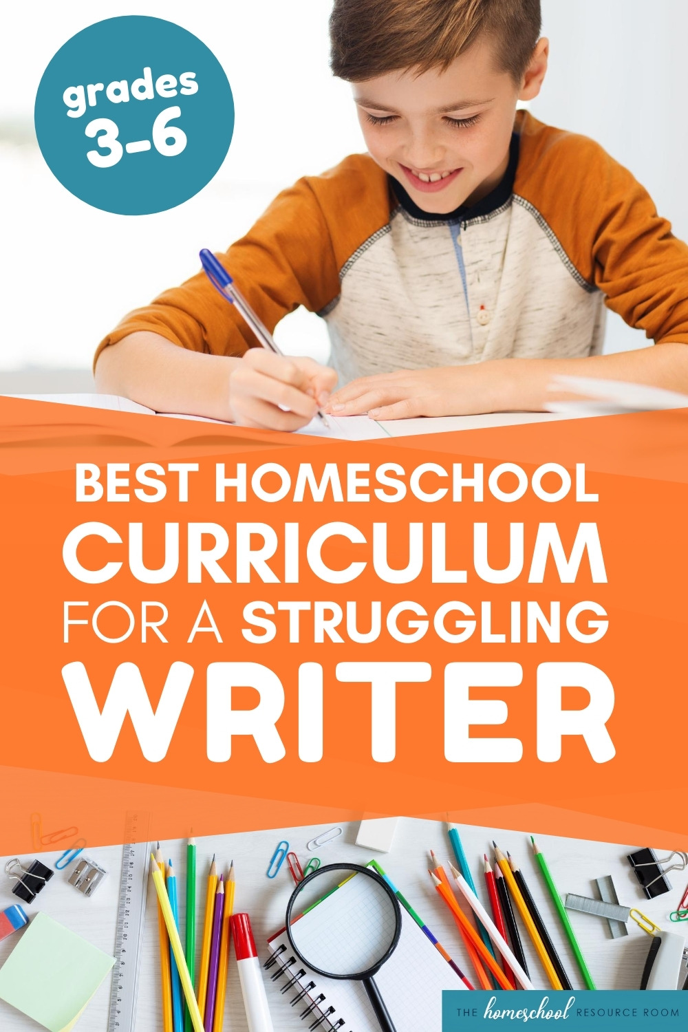 Choosing the right curriculum is a challenge - especially if you have a child who is struggling. Check out the top 3 reasons we chose WriteShop as our homeschool writing curriculum - and why it might be the BEST choice for you, too. #homeschoolling #writing #education