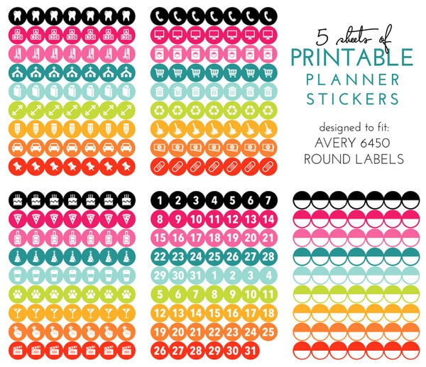 free printable sticker # 48