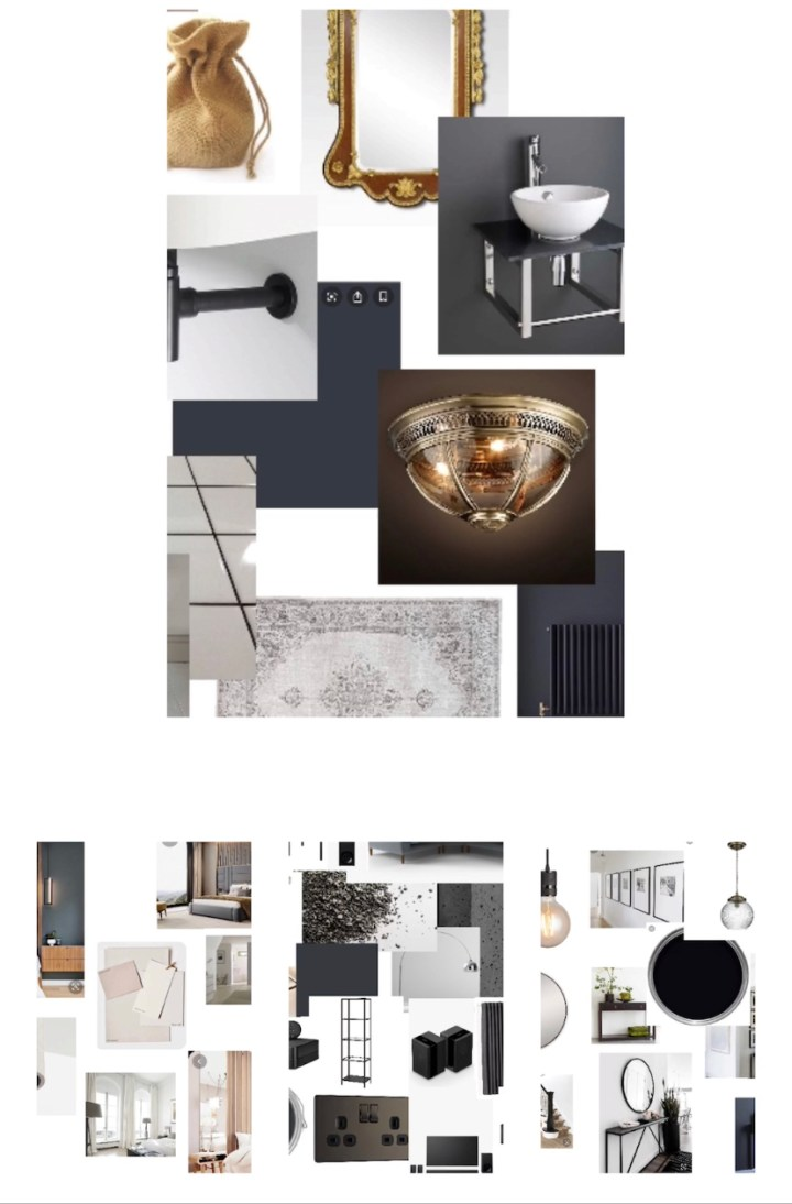 5 Reasons why you should utilise a mood board, renovating you're  project.