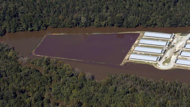 flood water north carolina