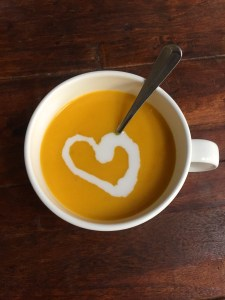 Coconut Curry Squash Soup