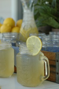 Homestead Lemonade