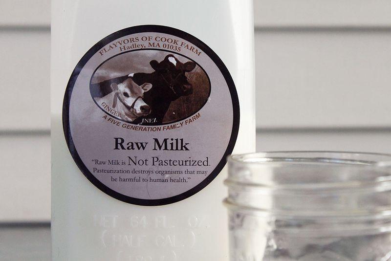 do you drink raw milk? - The Homesteady