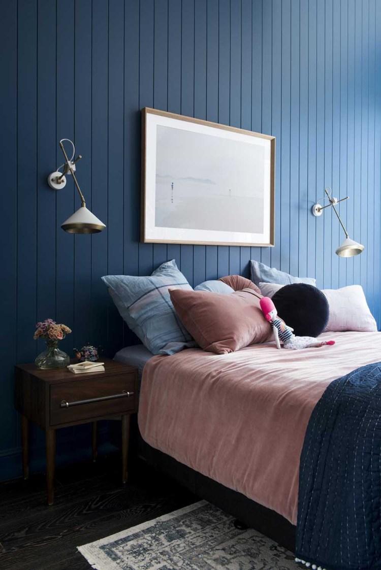 42 Images Of Amazing Navy Blue Pink Bedroom Hausratversicherungkosten
