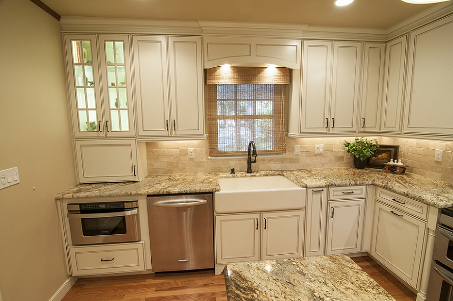Sanford Lake House Kitchen Remodel  The Homestyles Group