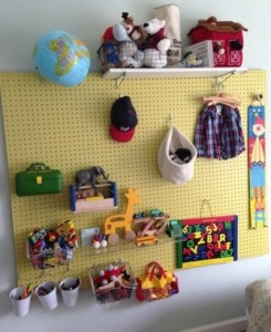 Childrens Playroom Storage | The Home Stylist