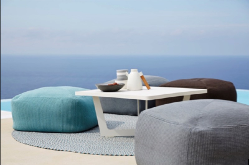 Seating that works both inside and out |The Home Stylist