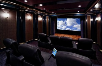 home theatre room design india : brightchat.co