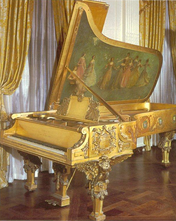 Aesthetic Exploration The Piano