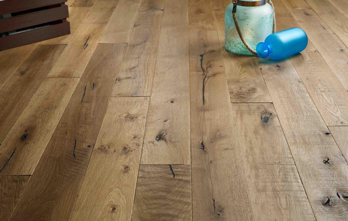 Real Wood Floors