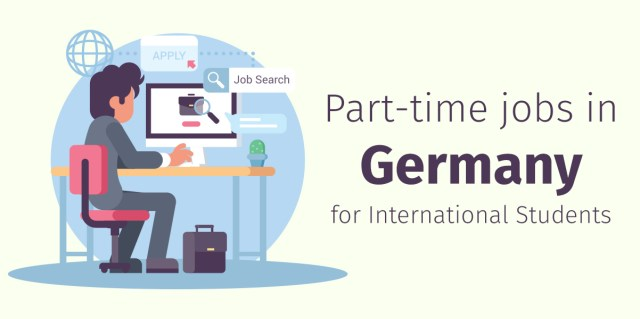 Part time jobs in Germany for International Students – The Honest Blog