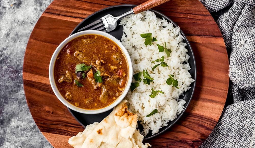 venison curry recipe